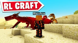 MINECRAFT BUT IT'S IMPOSSIBLE MODE.. (RL CRAFT)
