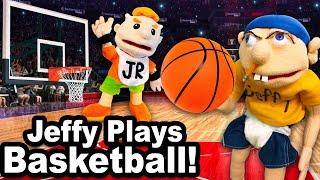 SML Movie: Jeffy Plays Basketball!