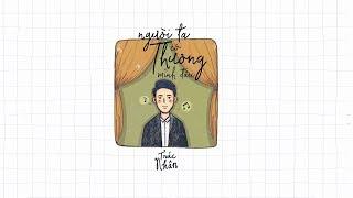 Animation Lyrics Video - NGƯỜI TA CÓ THƯƠNG MÌNH ĐÂU   TRÚC NHÂN (#NTCTMD)