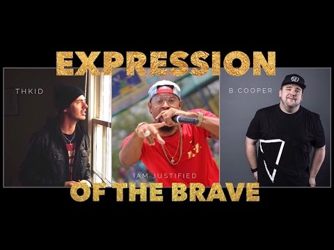 ThKid - Expression of the Brave (feat. Iam Justified & B. Cooper)