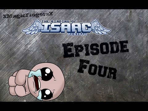 The Binding of Isaac Rebirth Gameplay Part 4: The Depths!