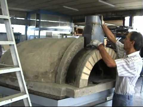 Come fare a mantenere la temperatura costante e senza fare - Temperatura forno a legna pizza ...
