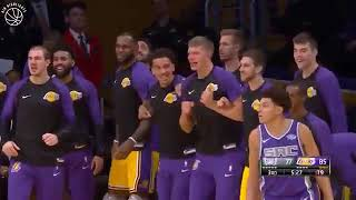 Los Angeles Lakers Top 10 Plays From 2018-2019 NBA-[諾亞方舟體育資訊站]