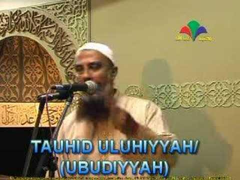 Kembali kepada Tauhid (2 of 2)