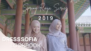 Dresssofia Lookbook for Spring Raya Series 2019