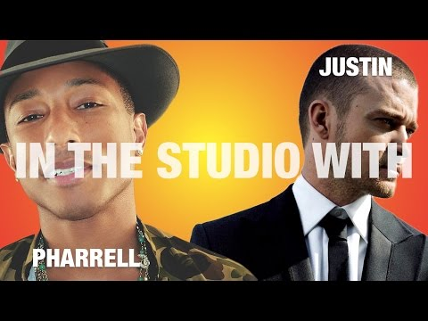 Baixar Pharrell and Justin Timberlake Recording Let's Take A Ride