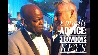 Emmitt Smith helps Fish with 3 Keys To Cowboys beating Dolphins