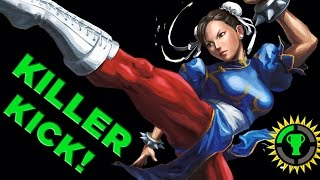 Game Theory: Chun-Li's DEADLY Helicopter Kick (Street Fighter 5)