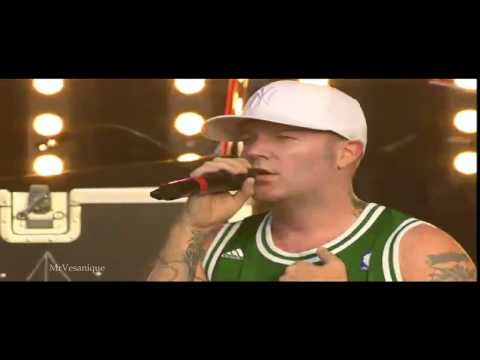 Limp Bizkit  Behind Blue Eyes live  Pukkelpop Festival  Hasselt  August 20th 2010