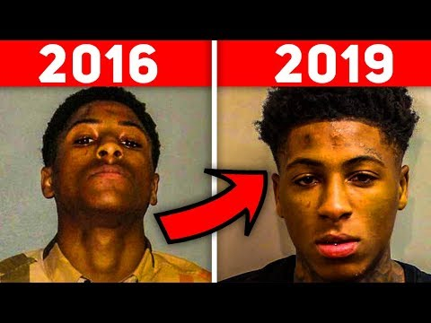 The Criminal History of NBA YoungBoy