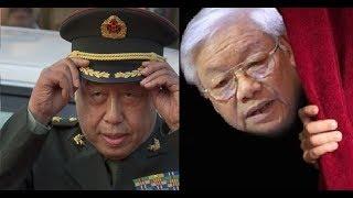 Trọng lú sợ vãi chưởng  khi tướng Trung Quốc bất ngờ bỏ về nước