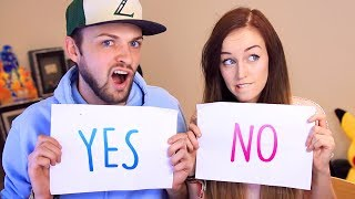 SHOULD WE GET MARRIED? - Clare & Ali! 💍