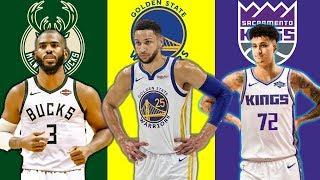 5 BLOCKBUSTER NBA Trades That Will Happen Soon!