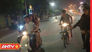 Dân chơi Hà Thành 'chạm mặt' với Cảnh sát cơ động trong đêm, điều gì xảy ra? | Camera giấu kín [16]