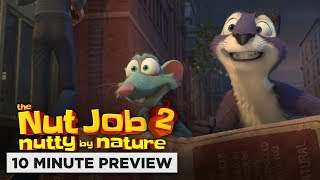 The Nut Job 2: Nutty By Nature - 10 Minute Preview