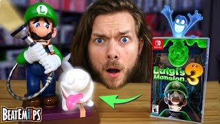 My HONEST thoughts about Luigi's Mansion 3.
