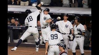 Yankees 2017 Postseason Highlights