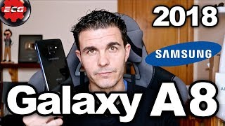 Video Samsung Galaxy A8 (2018) 1DcAyvqwIog