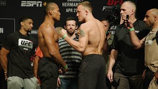 UFC Fort Lauderdale: Weigh-in Highlight