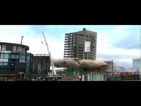 Solingen springen hotelturm MAB Development & Sonea Sierra