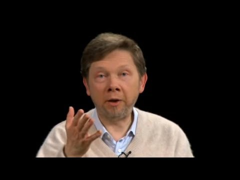 Repeat youtube video Eckhart Tolle,