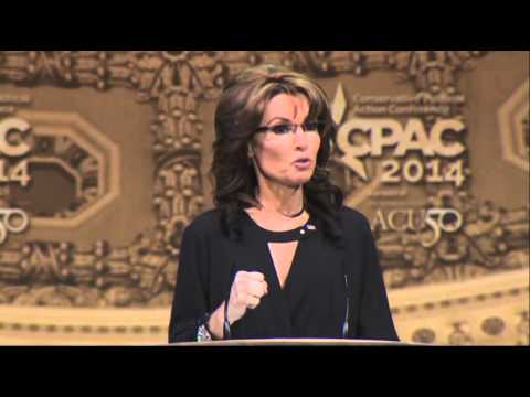 Palin Targets Female Voters in CPAC Speech