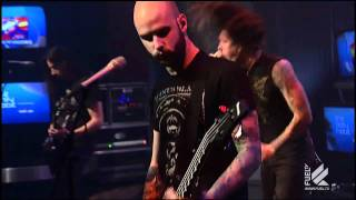 As I Lay Dying- Anodyne Sea (Live on The Daily Habit)