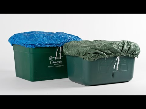 Boxhat Kerbside Recycling Box Covers