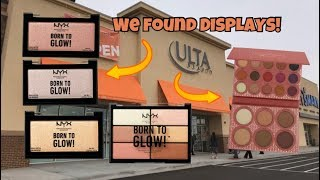 ULTA DUMPSTER DIVING HAUL! WE FOUND MAKEUP ON THE DISPLAYS! Come Live Dive With Us!