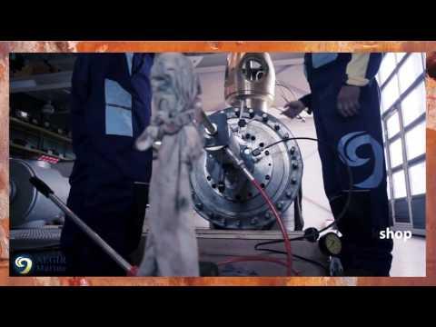 AEGIR Marine the European Bussiness Awards HD 2
