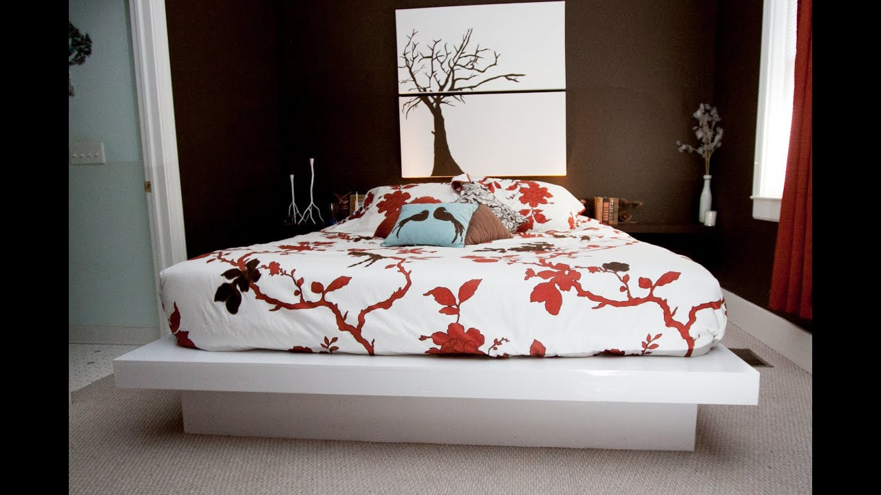 Do It Yourself Home Design: Do It Yourself Platform Bed