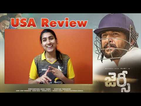 Jersey USA Review - Telugu Movie Review