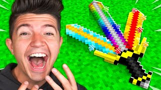 How to Craft a $5,000,000 GOD Sword! *overpowered*