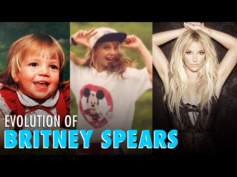 Britney Spears: Her Life Story