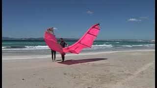 Aprender kitesurf i