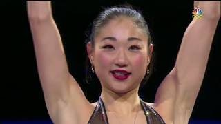Mirai NAGASU - US Nationals 2018 - Gala Exhibition NBC