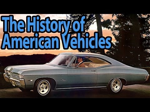 The History of American Vehicles