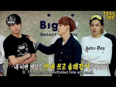 [INDO SUB] [ENG SUB] 150602 STARCAST: BTS 'Lucky Or Not - EP 3 (HIDE & SEEK GAMES)