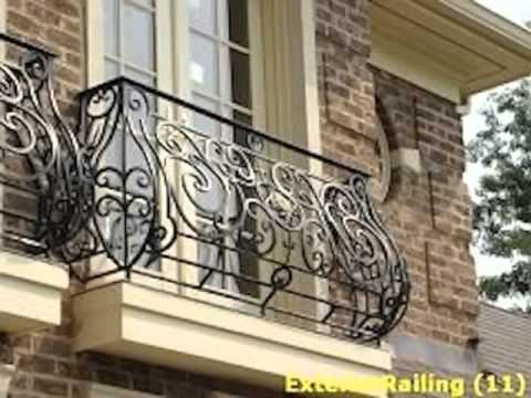 Stair and Balcony Railings from Around the World
