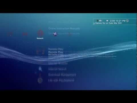 How to Install the New MW3 Maps for PS3 Tutorial