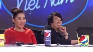 """Vietnam Idol 2015 - Tập 2 - Tiết mục """"cười ra nước mắt"""" của thí sinh Idol"""