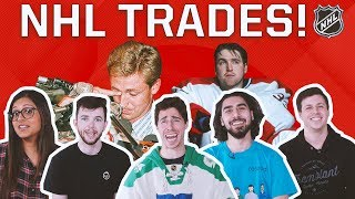 CAN YOU PASS THIS NHL TRADES QUIZ?