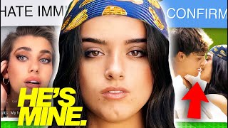 Dixie & Noah SPEAK OUT After KISSING In Music Video, Amelie Zilber & Dolan Twins CANCELLED For THIS?