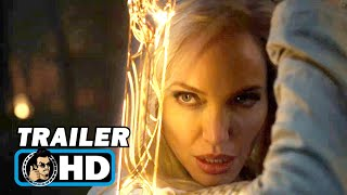 ETERNALS Teaser Trailer | NEW (2021) Marvel Superhero Movie HD