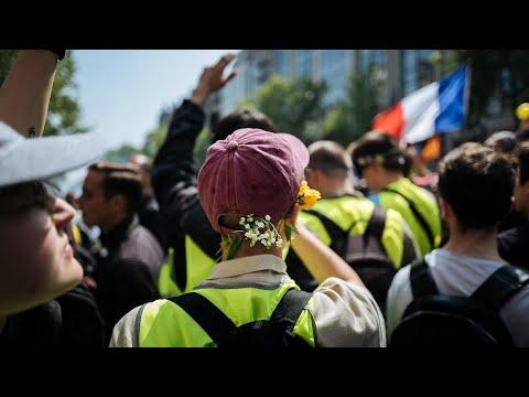 Frankreich: Sechster Samstag in Folge der nationalen Mobilisierung gegen den Gesundheitspass: 200 Kundgebungen (Videos)