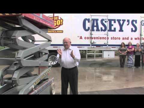 Casey's General Stores Ice Bucket Challenge