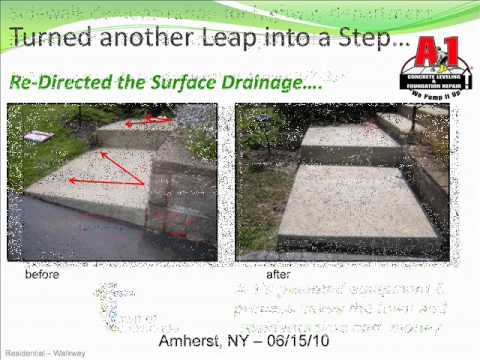 Before and After Pictures of Sidewalks-Walkways-Steps