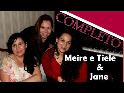 Baixar Hinário 5 Cantado COMPLETO Meire, Tiele e Jane - OFICIAL