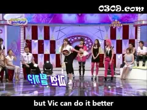 Victoria fx vs Jia Miss A