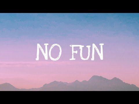 Joji - NO FUN (Lyrics)